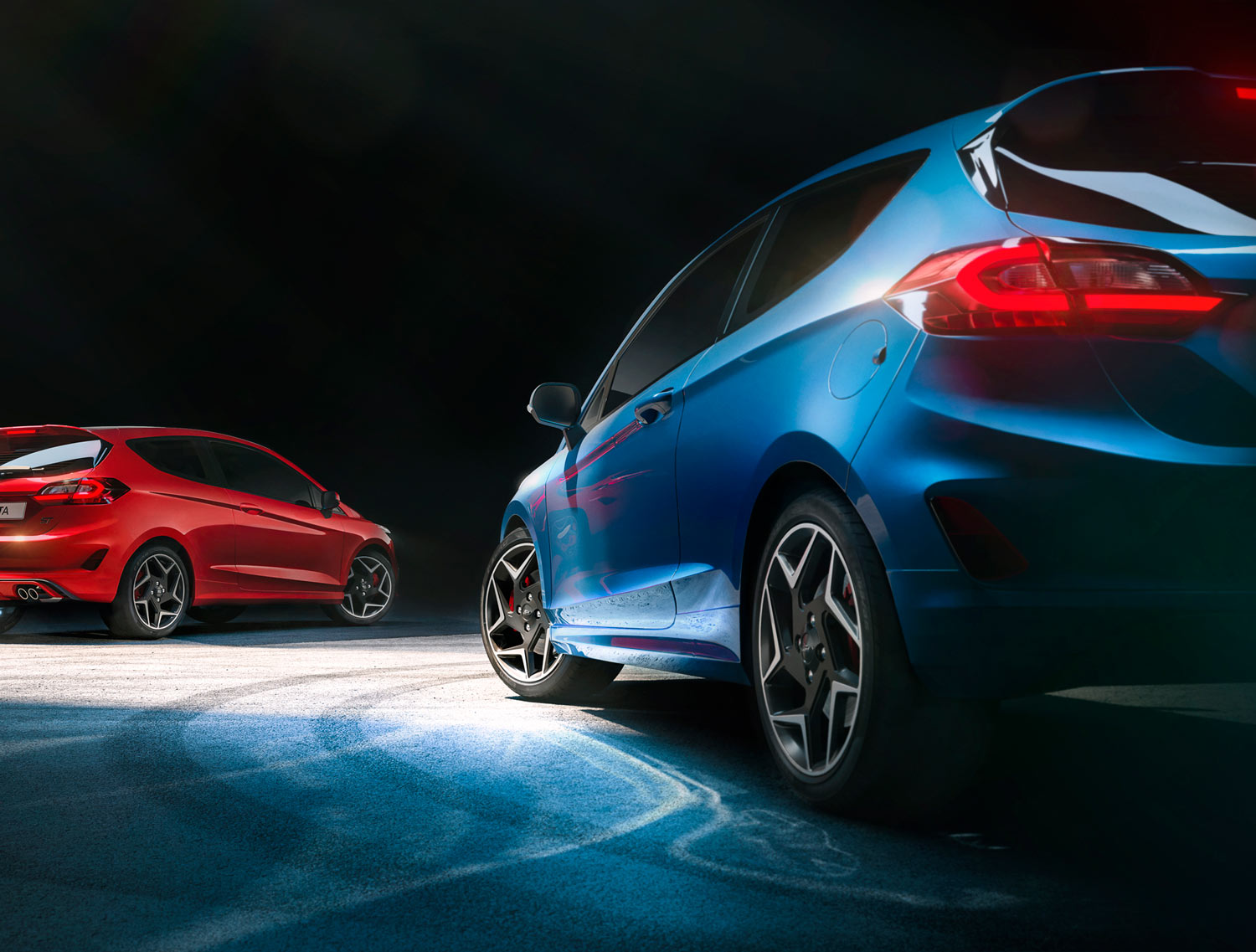 Ford Fiesta ST Full CGI