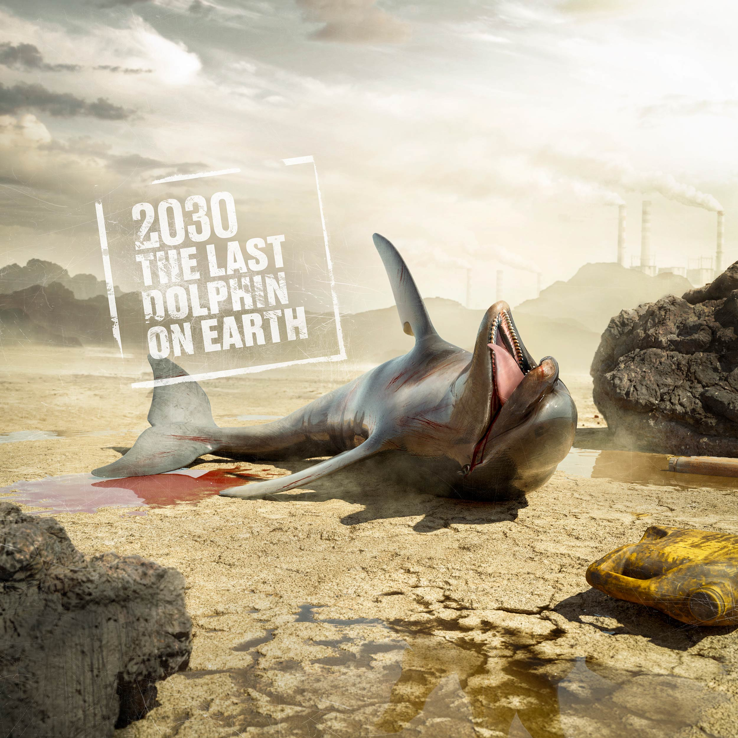 2030: The last dolphin on earth