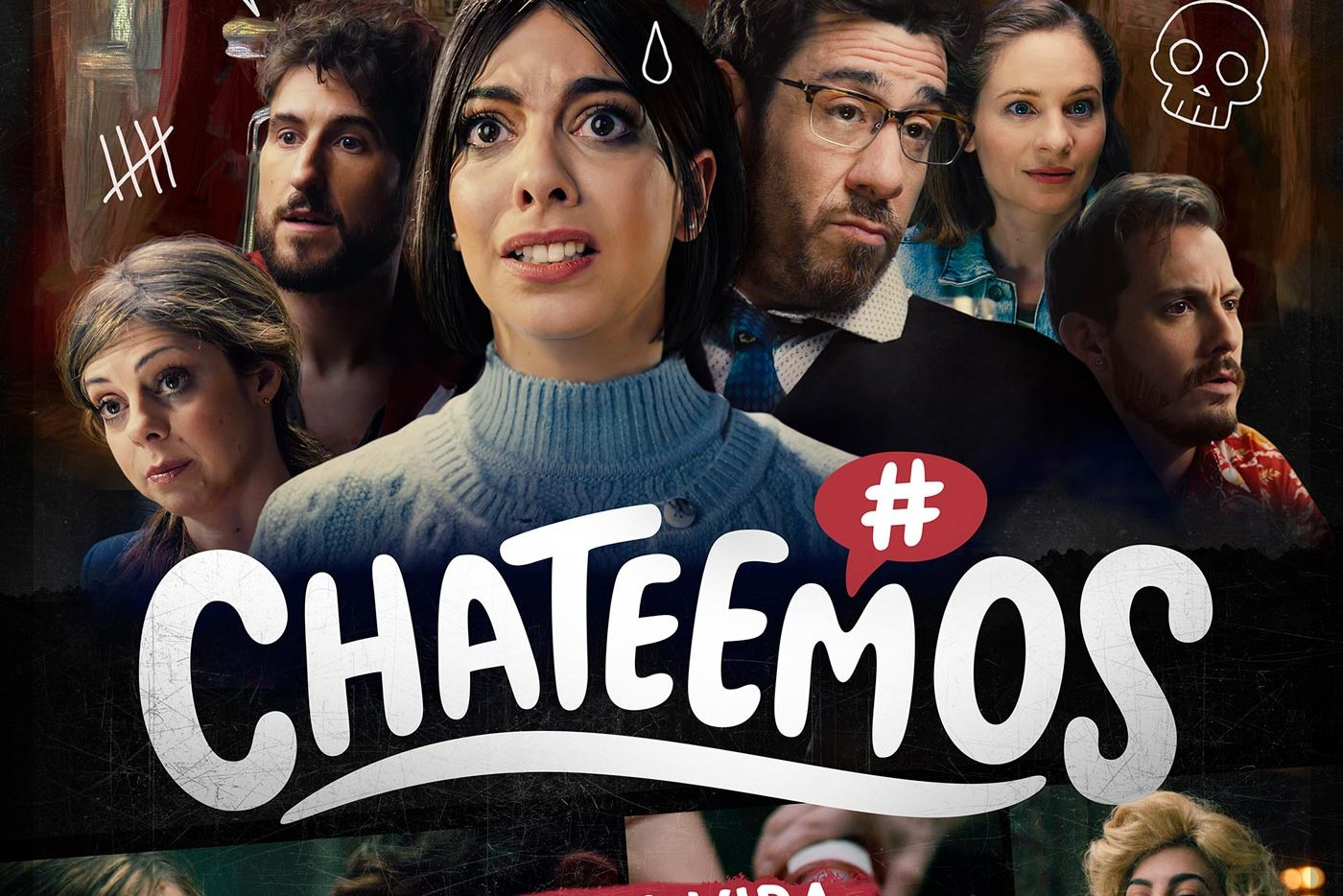 Chateemos Key Art